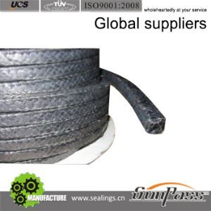 Gland Packing For Pumps Teflon Flexible Graphite Packing Impregnated Ptfe Seal